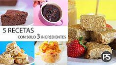 comida saludable y facil de hacer en casa - YouTube