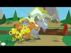 SuperWhy Billy Goats Gruff. Good for the last bit of school- something different for our read aloud.