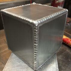 Aluminum weld porn