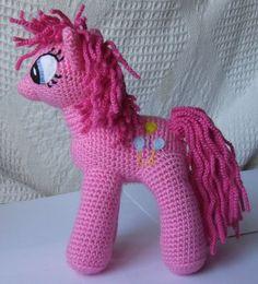 My Little Pony:Free pattern