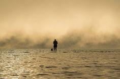 Fishing in Fog by shadow1621