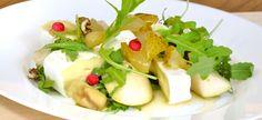 Γιορτινές συνταγές για σαλάτες Baked Potato, Salads, Tacos, Mexican, Meat, Chicken, Cooking, Ethnic Recipes, How To Make