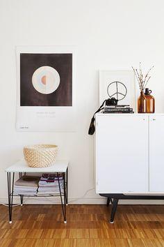 elina dahl's home - Styling: Klara Markbåge, photography: Karin Foberg for Älskade hem