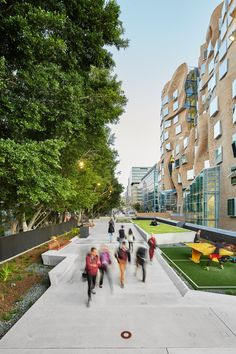 The Goods Line | Sydney, Australia | ASPECT Studios with CHROFI for the Sydney…