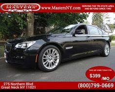 2013 BMW 7 SERIES 750LI XDRIVE  - $36695,  http://www.theeuropeanmasters.net/bmw-7-series-750li-xdrive-used-great-neck-ny_vid_6007841_rf_pi.html #BMW #EuropeanMasters #GreatNeck