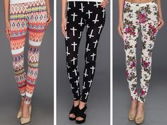 "Check out ""Steals & Deals: Leggings Under $50"" on Glance by Zappos"