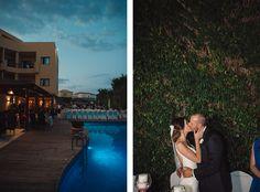 Fotografia de boda en Bolnuevo, Murcia