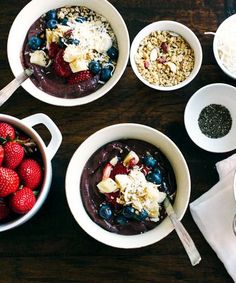 Food52 - Hawaiian Açaí Bowl Recipe