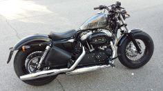 #HarleyDavidson #Sportster #Motorcycle #883 #Iron #Bagger #Biker #Bikers #Passion #LiveFreeMotorStylish #MadeInItaly #Freedom #Riders #sportsterbags #harleydavidsonbags #fortyeight