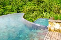 The most extraordinary swimming pools are often found hidden in opposite corners of the world, with silent canyons or immense, breathtaking oceans between them like noisy metropolises. | inoxstyle.com