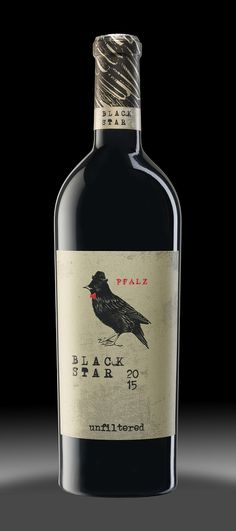 Black Star on Packaging of the World - Creative Package Design Gallery