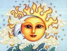 Risultati immagini per disegni sole e luna