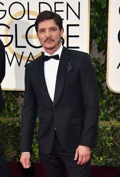 Pin for Later: Game of Thrones ging leer aus bei den Golden Globes – und dann irgendwie doch nicht Pedro Pascal