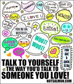Love yourself. #Teens #SelfEsteem