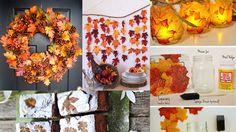 Výsledek obrázku pro podzimní výzdoba