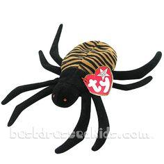 6b46f7127ac Spinner the Spider Beanie Baby - Ty  bestdressedkids.com  halloween  Halloween Costumes For