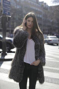Fur/Plain tee Awesomeness