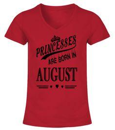 Princesses Are Born In August