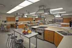 Culinary Arts Institute - Teaching Kitchen
