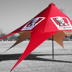 Portable branding products your brand can believe in: Banners and flags, pop up banners, pull up banners, branded gazebos & much more. Pop Up Banner, Half Walls, Tents, Gazebo, Innovation, Stars, Outdoor Decor, Teepees, Kiosk