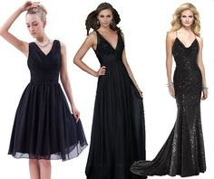 accessories of matching black prom dresses uk