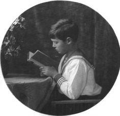Alexei Romanov reading