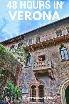 48 hours in Verona