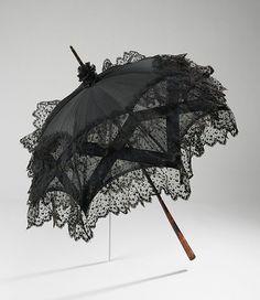 Parasol, ca 1900, The Metropolitan Museum of Art.