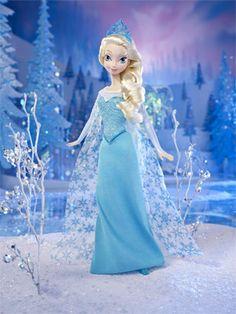 Disney Frozen poppen: Elza of Kristoff 595867