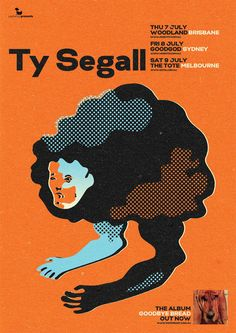 Ty Segall by We Buy Your Kids