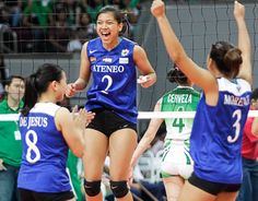 Alyssa Valdez UAAP Season 78