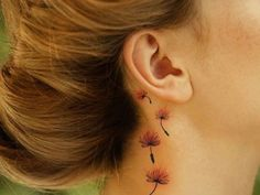 40 Beautiful Dandelion Tattoos designs and meaning – Flowering plant