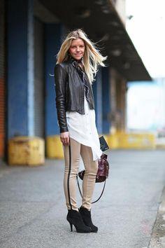 ny Street Style Fall 2012 perfect