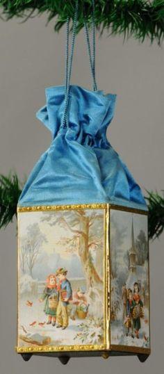 German Dresden Gift Box