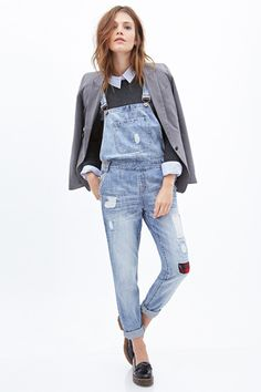 Only Have $50 To Spend This Fall? Forever 21 Is Looking Good #refinery29 http://www.refinery29.com/best-quality-forever-21-fall-2014-clothes#slide8