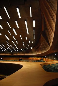 Nuovo Auditorium di Firenze, Firenze, 2011 by ABDR #architecture #theatre #florence