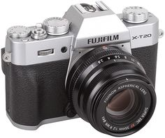 Fujifilm X-T20 Mirrorless Camera Review