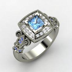 Dauphine Ring