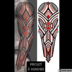 Hawaiian tattoos – Tattoos And Polynesian Tattoo Sleeve, Polynesian Tribal Tattoos, Cool Tribal Tattoos, Hawaiian Tattoo, Half Sleeve Tattoos For Guys, Full Arm Tattoos, Clock Tattoo Design, Tattoo Design Drawings, Hawaiianisches Tattoo