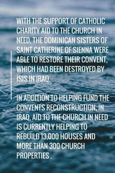 Aid to the Church in Need Iraq