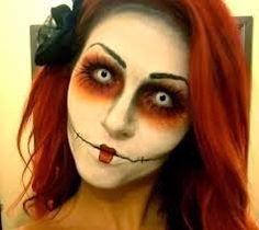 Resultado de imagem para halloween maquiagem