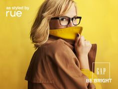 GAP's has all their collections up, including this campaign styled by fashion bloggers. Hello Yellow.