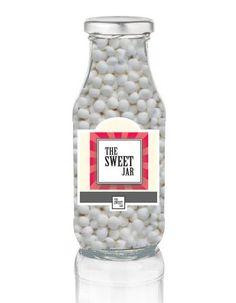 Vintage Mini Milk Bottles, ideal promotional gifts