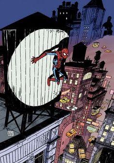 Thierry Martin - spiderman