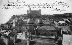 Bratislava, Historical Photos, Hungary, Paris Skyline, Louvre, Country, Building, Places, Travel