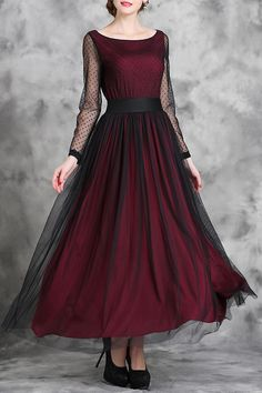 dress design regular wear Recipes food and drink europe White Maxi Dresses, Maxi Dress With Sleeves, Elegant Dresses, Pretty Dresses, Beautiful Dresses, Red Maxi, Floral Skirt Outfits, Purple Maxi, Maxi Outfits