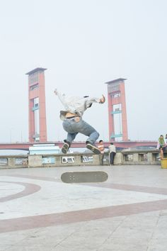 kick flip on ampera