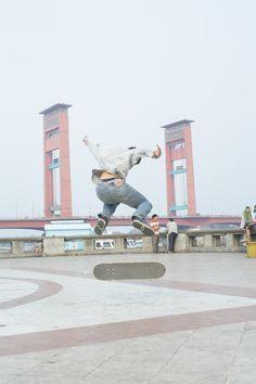kick flip on ampera