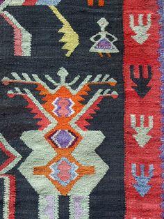 Moldova/Bessarabia, Romanian rug in the National Ethnographic Museum, Chisinau Moldova, Bohemian Rug, Folk, Weaving, Carpet, Museum, Textiles, Tapestry, Serbian