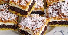 Jedna z najlepszych wersji makowca. Upiekę go powtórnie na Święta. Wykonanie i składniki takie jak przy tradycyjnym pleśniaku lecz zami... Food Cakes, Homemade Cakes, Cupcake Cookies, Tiramisu, Cake Recipes, Sweet Tooth, Food And Drink, Sweets, Baking